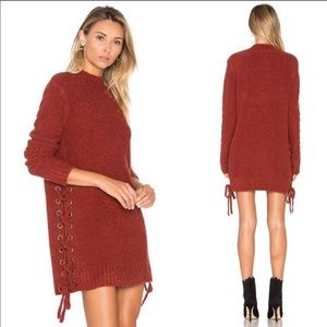 Lovers + Friends Sweaters - Lover and Friends Sweater dress